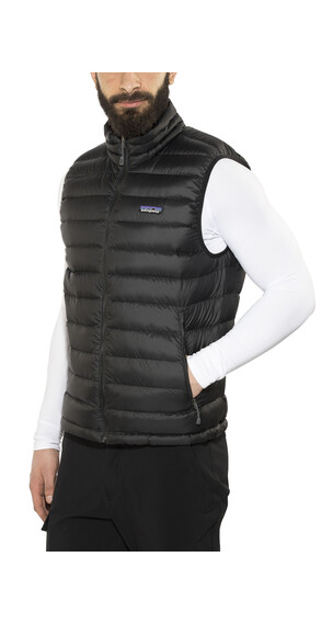Patagonia Down - Chaleco Hombre - negro